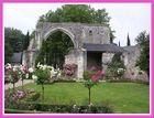Restes de l'église du Prieuré de Saint-Côme