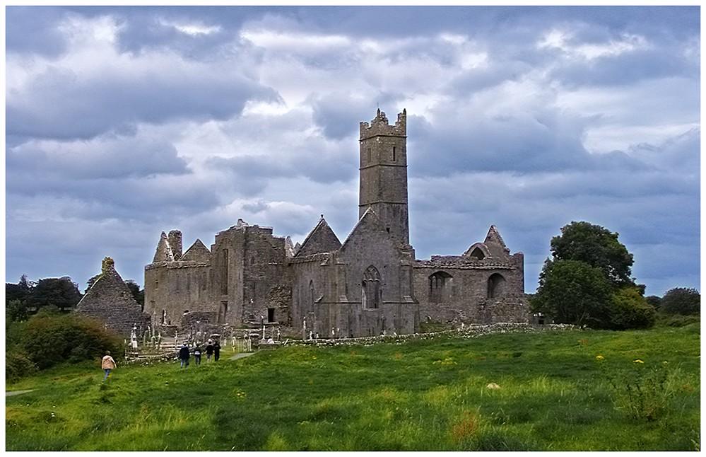 resti di un monastero