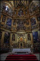Retablo Mayor Catedral Nueva (Plasencia Cáceres Extremadura España)