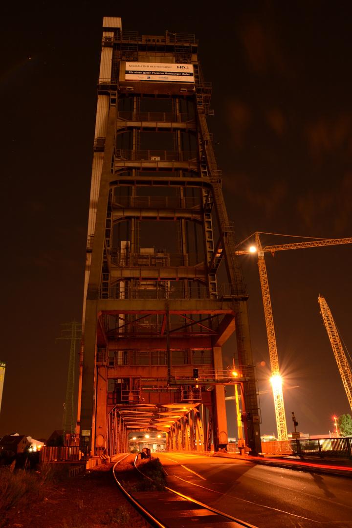 Rethe Hubbrücke, Hamburg