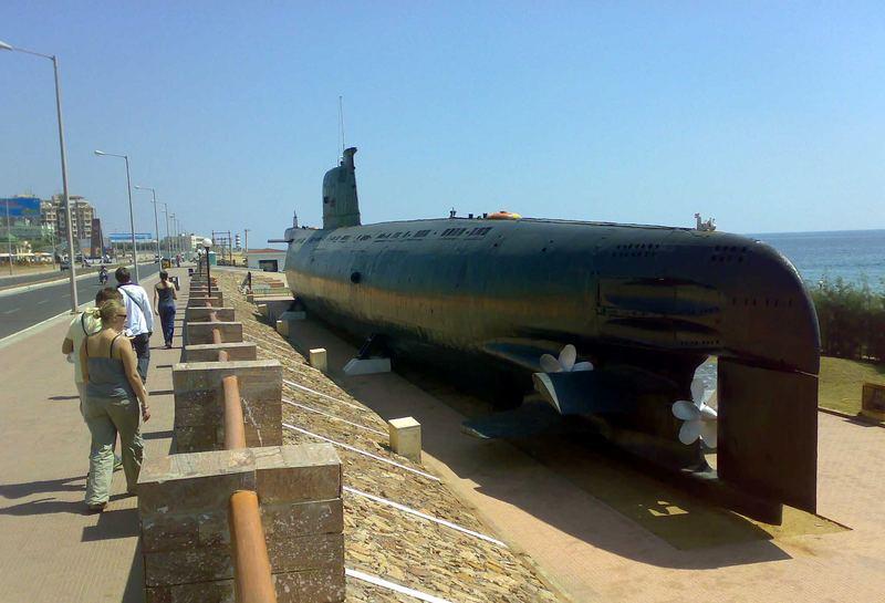 retired submarine