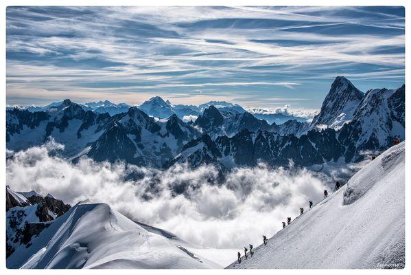 Retour à la montagne