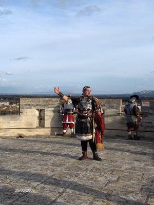 retour au temps des romains
