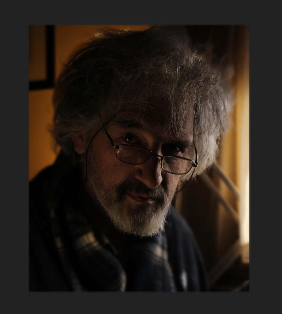 Retrato de Alfredo Yanez