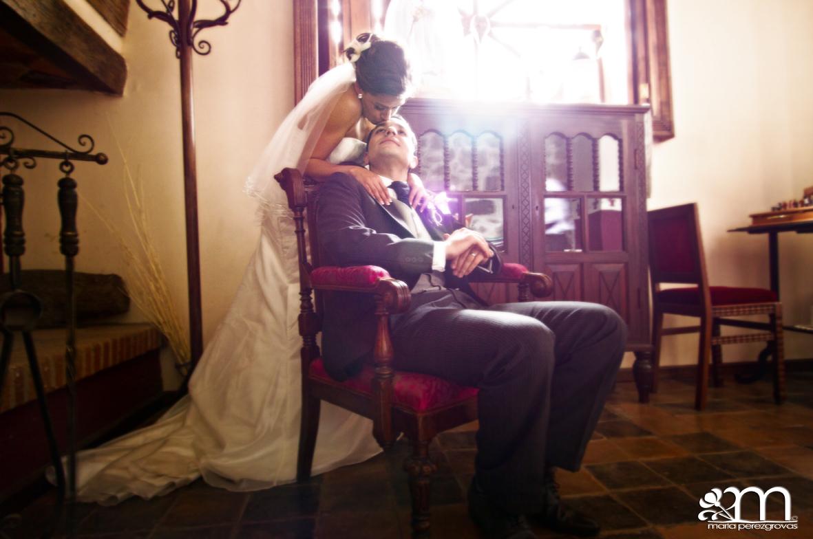 Retrato de boda: Elisa&Oscar