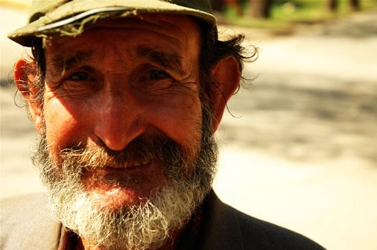 Retrato de Don Pino