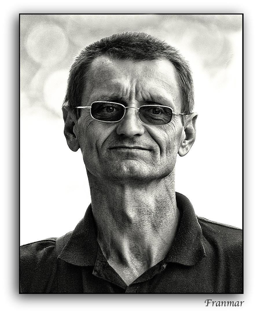 Retrato de John