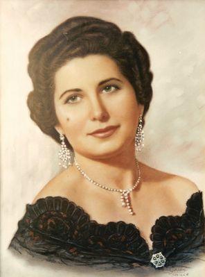 Retrato de mamá