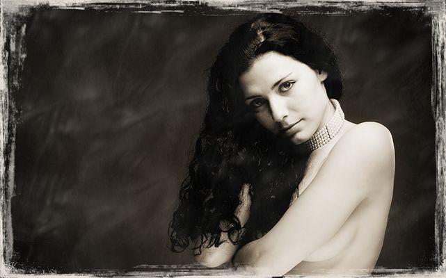 . . . retrato de un amor pasado . . .