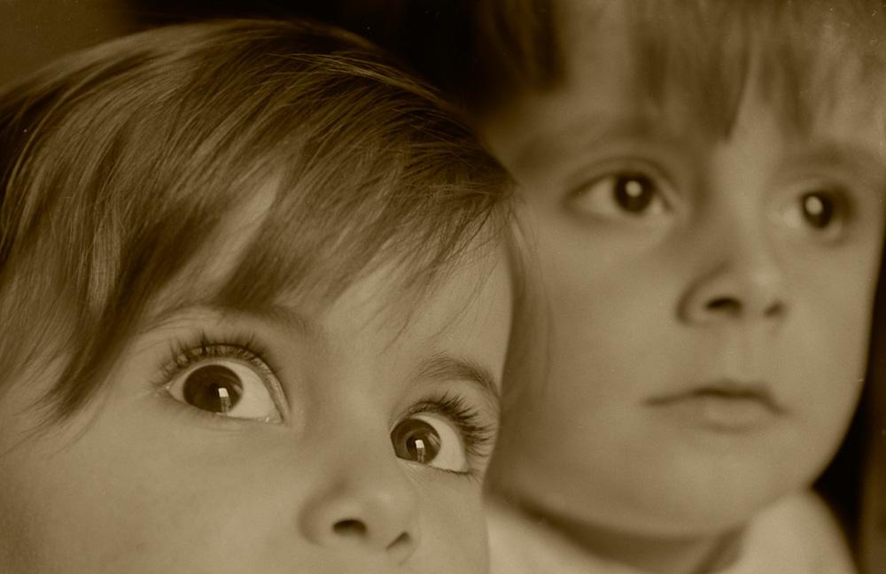 Retrato de unos ojos- Año 1.968