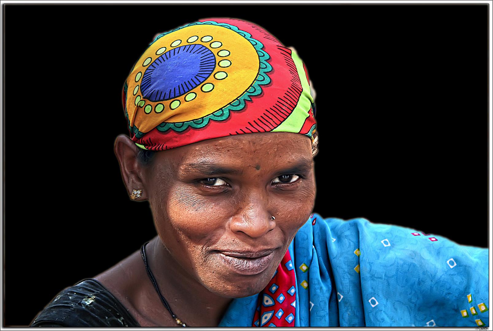 Retratos de la India (1)