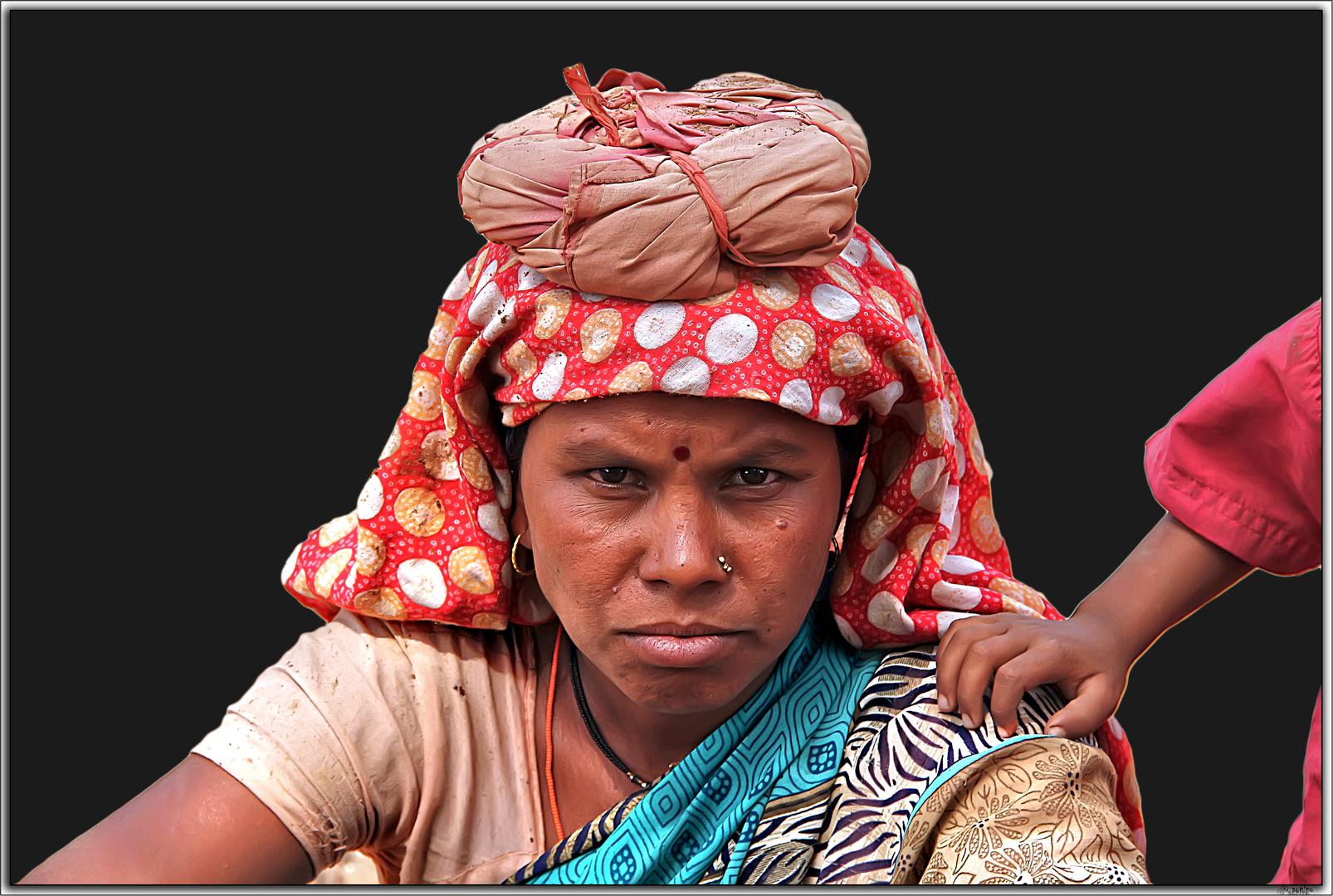 Retratos de la India (2)
