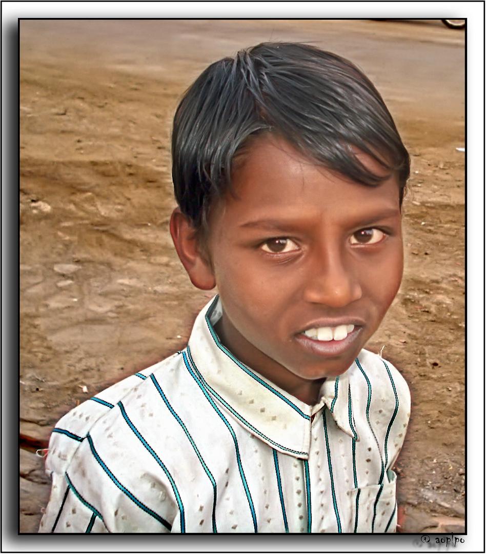 Retratos de la India (3)