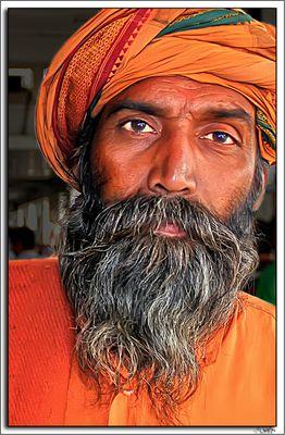 Retratos de la India (4)