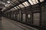Retro-Bahnhof