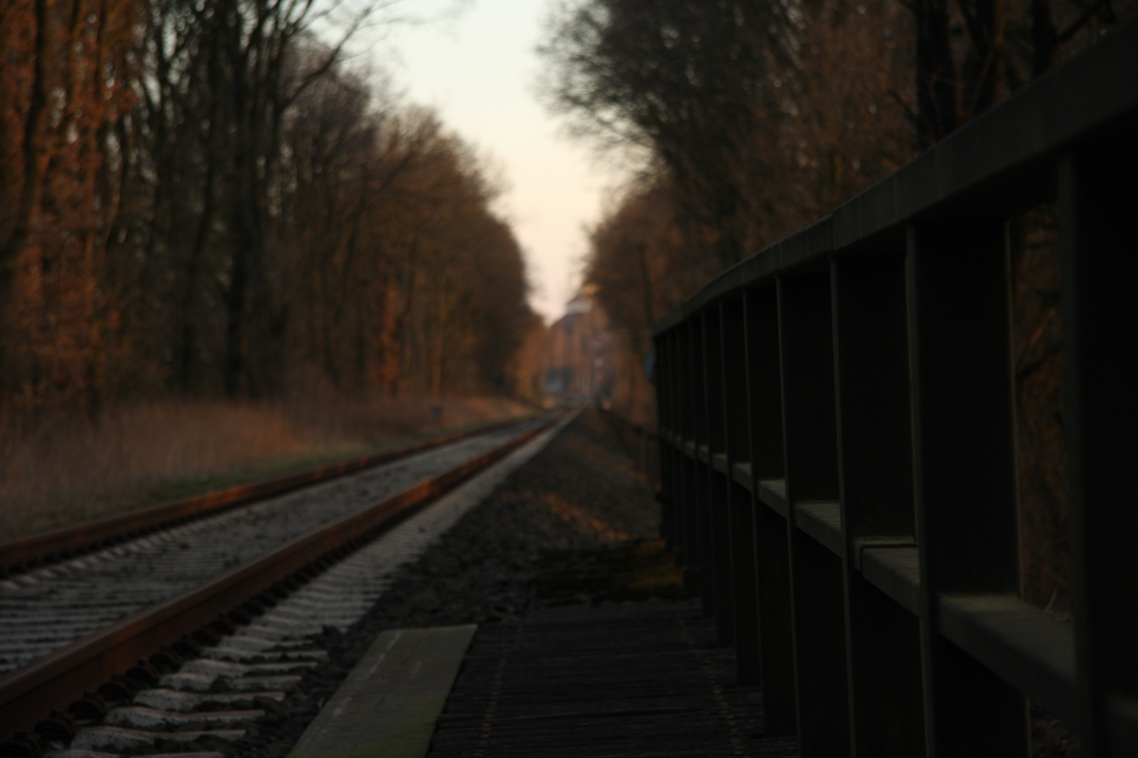 Retro Schienen..