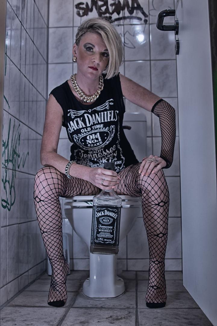 Rettig Proberaum Toilette