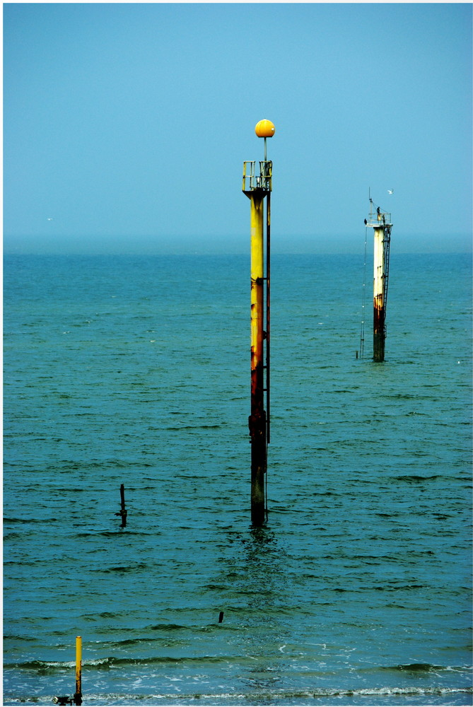 Rettung auf hoher (Nord-)See