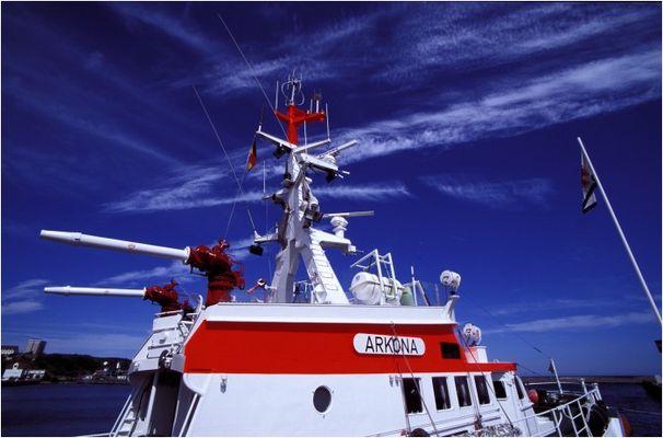 Rettungskreuzer Arkona