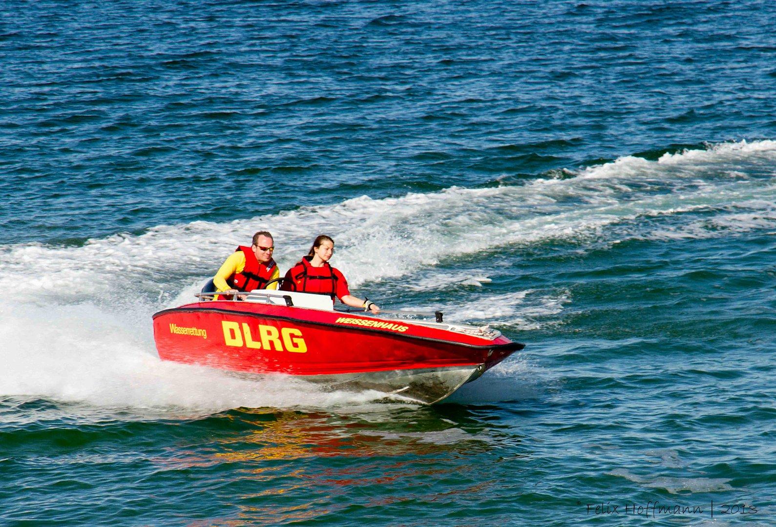 Rettungsschwimmer IV