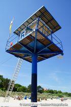 Rettungsturm in Heringsdorf