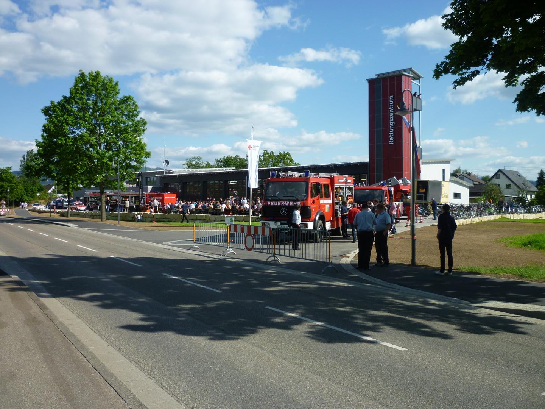 +++ Rettungszentrum +++ 13.5.2012