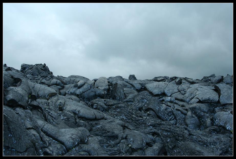 Réunion - coulée lave