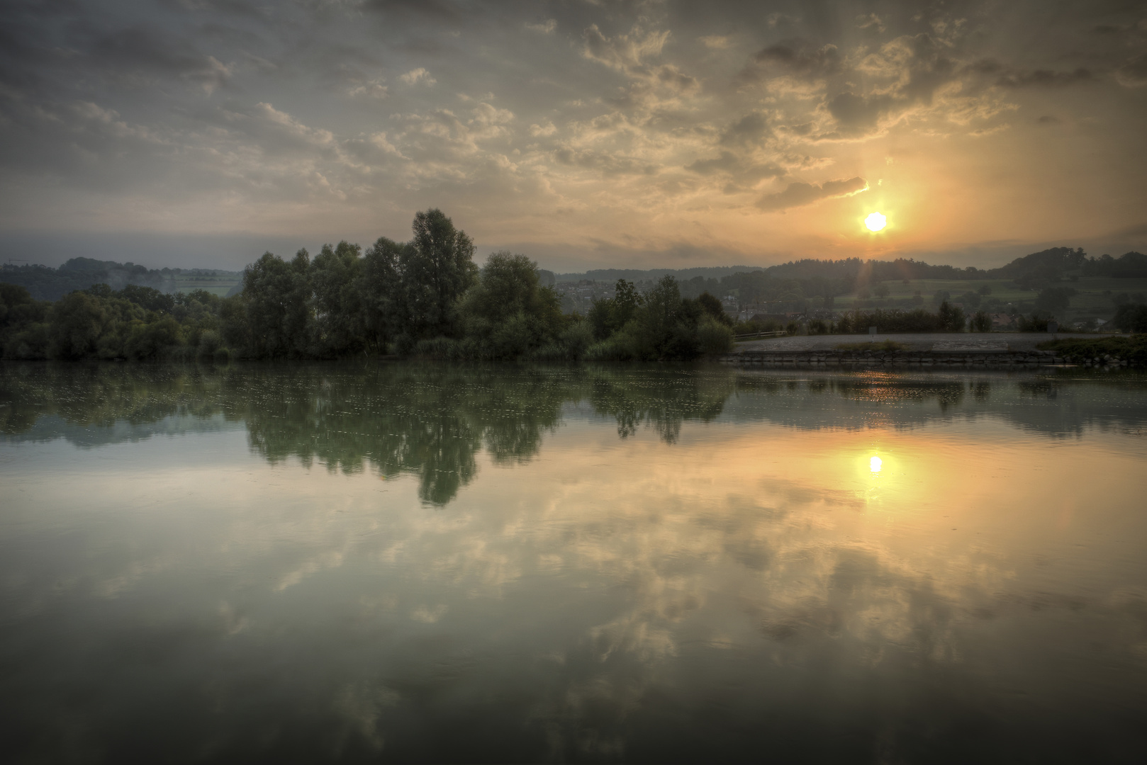 Reuss Kanton Aargau
