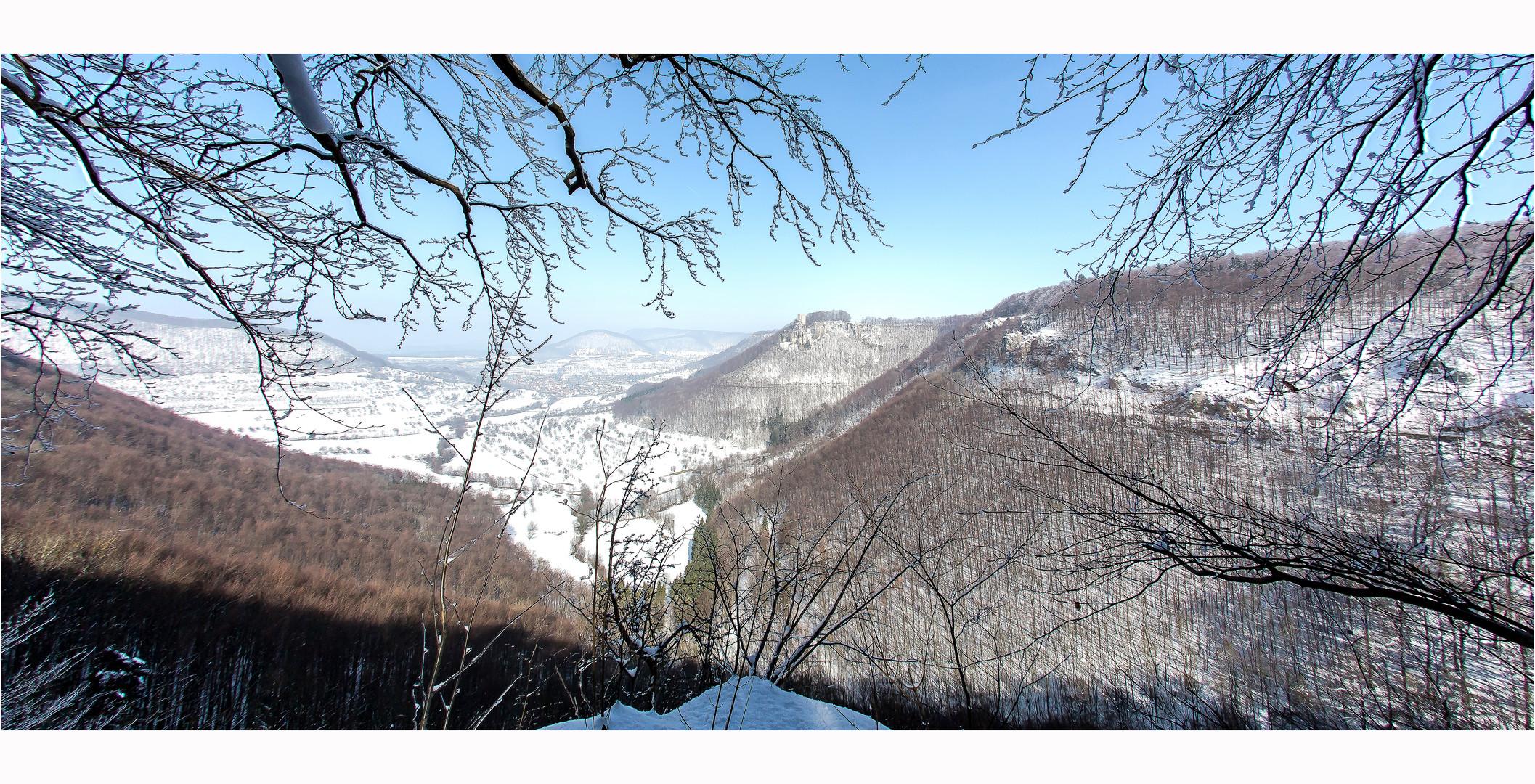 Reußenstein im Winter III