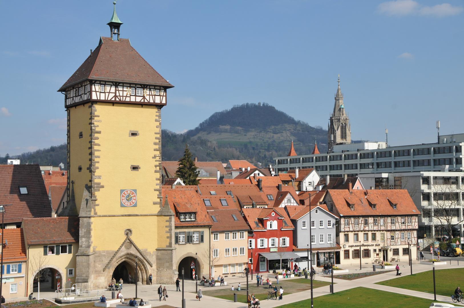 Reutlingen - meine Heimatstadt