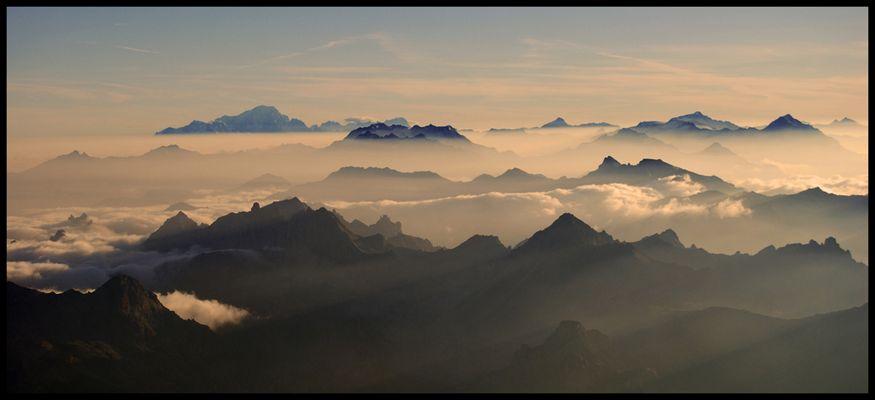 Réveil des Alpes