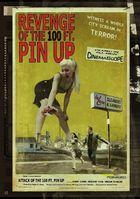 REVENGE OF THE 100 FT. PIN UP