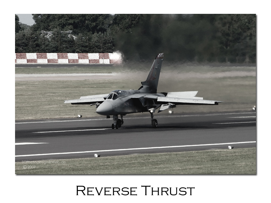 Reverse Thrust
