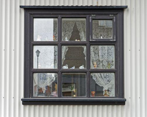 Reykjavik - Fenster
