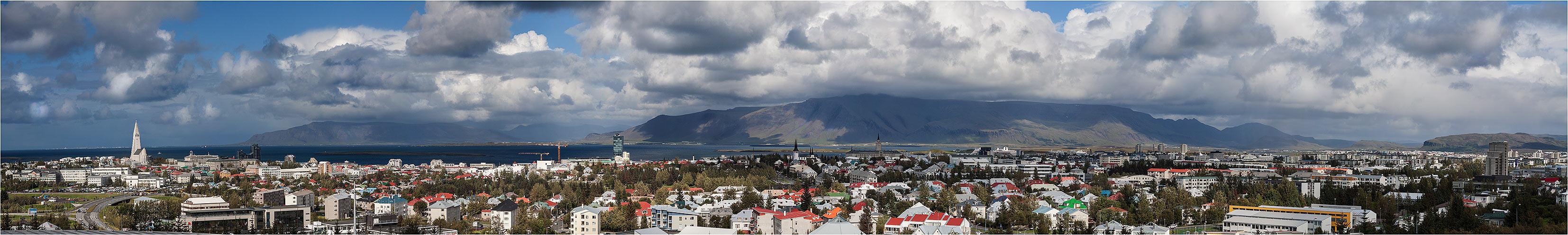 ... Reykjavik Panorama ...