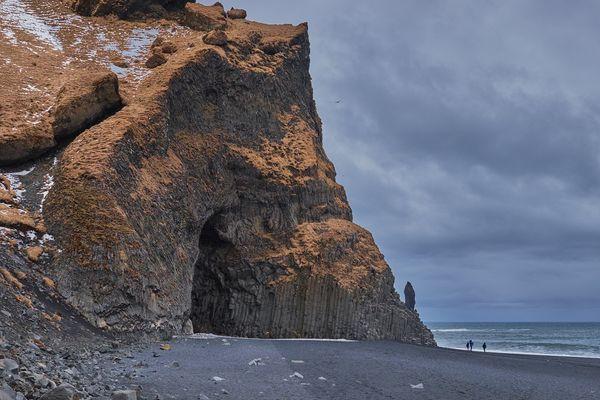Reynisdrangar - Blacksand beach