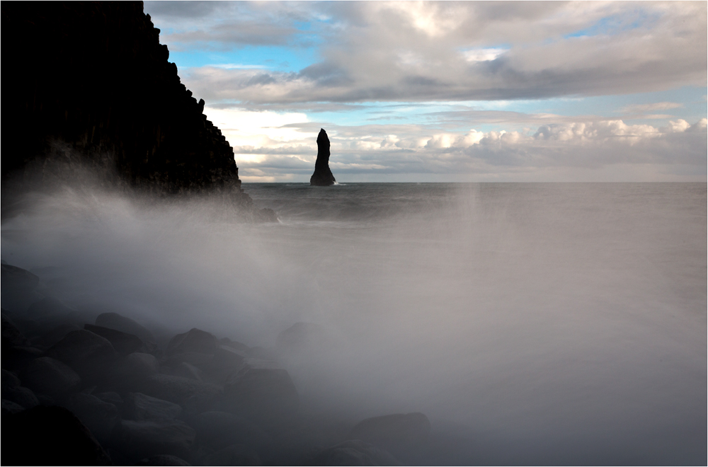 Reynisdrangar - IS 2013 #280