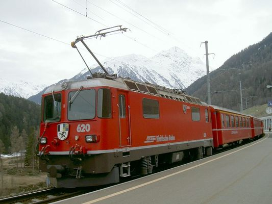 Rhätische Bahn (CH)