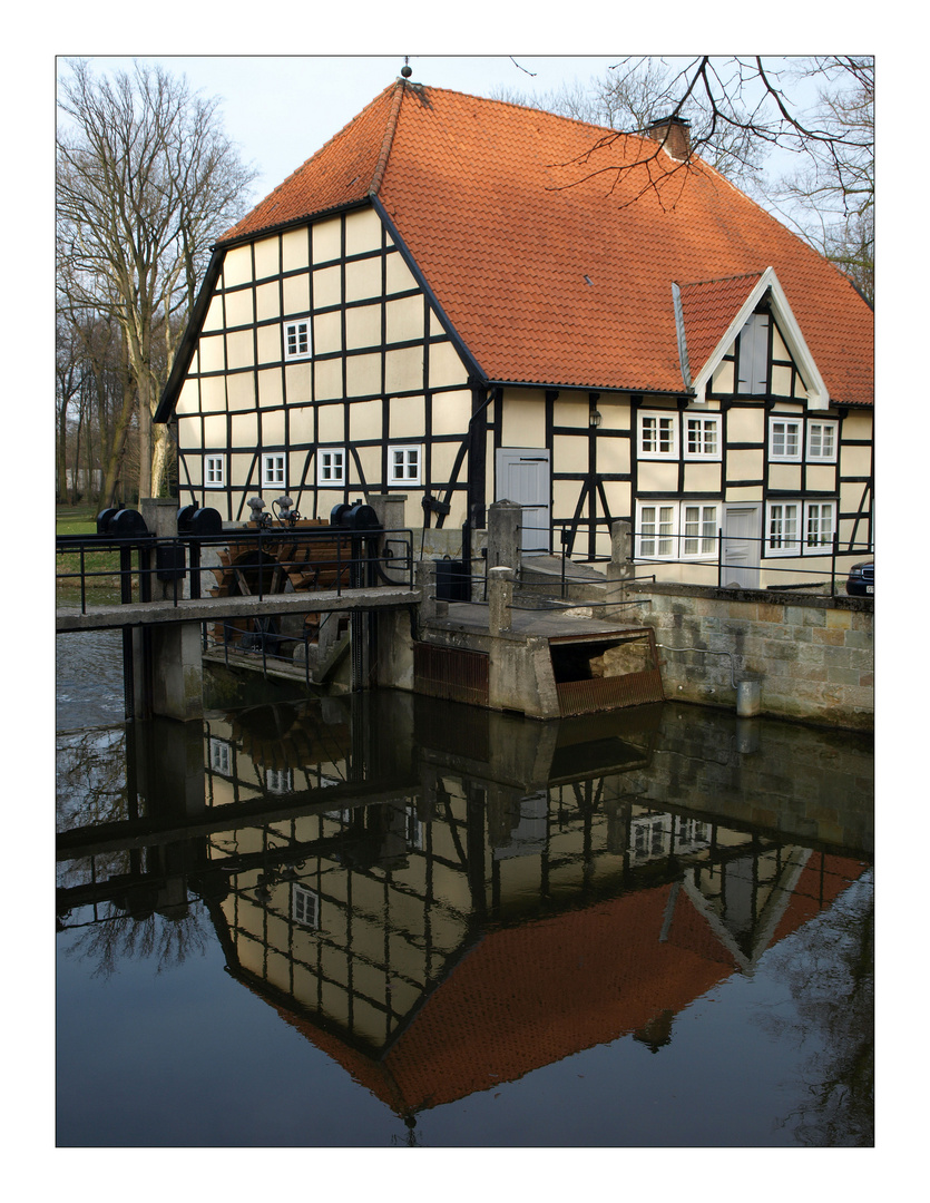 Rheda, die Mühle