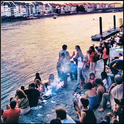 Rhein, Basel