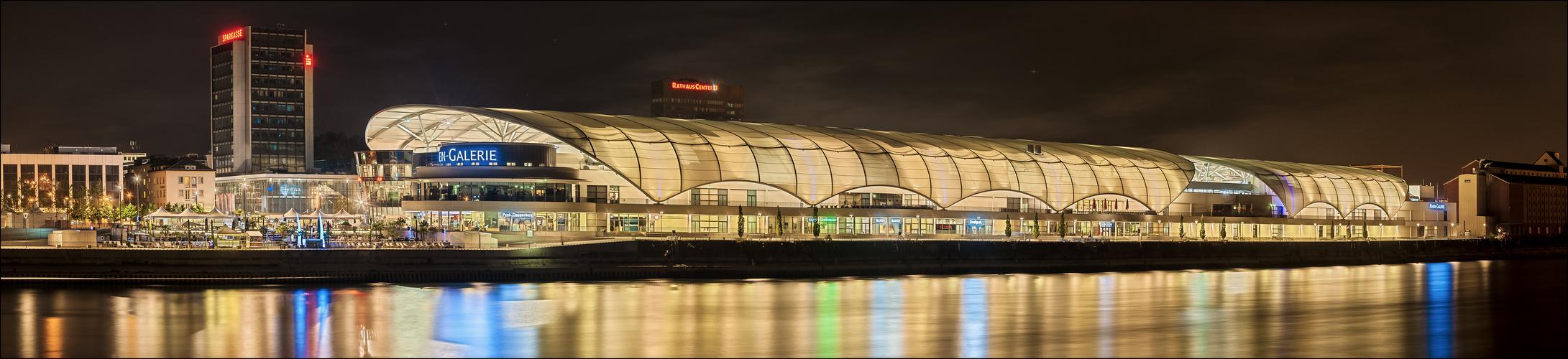 Rhein-Galerie Ludwigshafen DRI Panorama