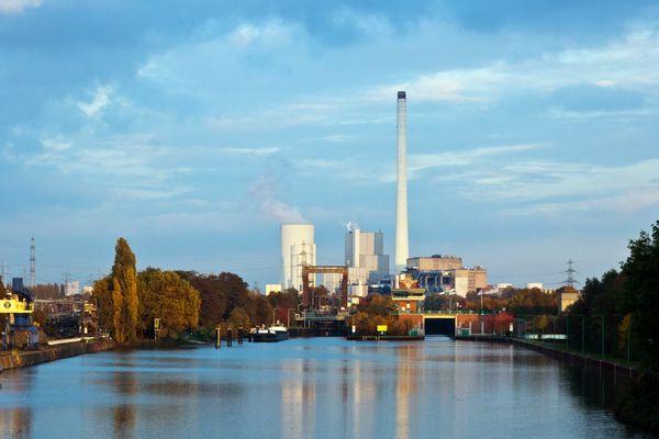 Rhein-Herne-Kanal & STEAG