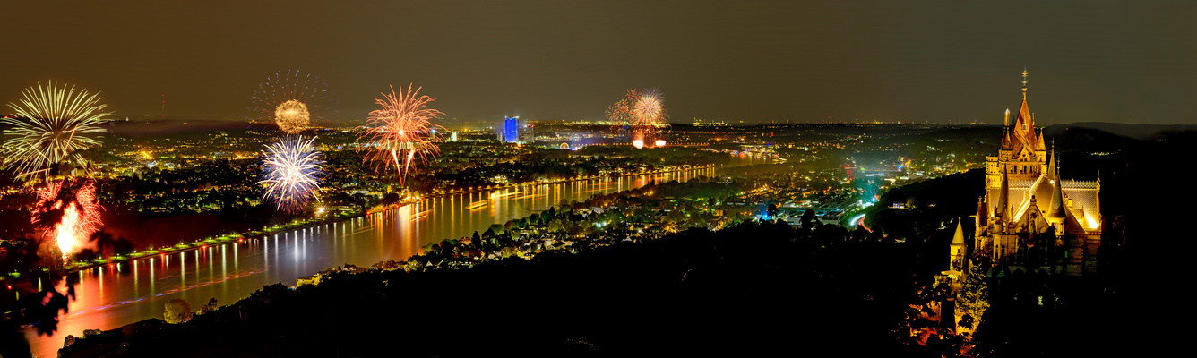 Rhein in Flammen 2015 II