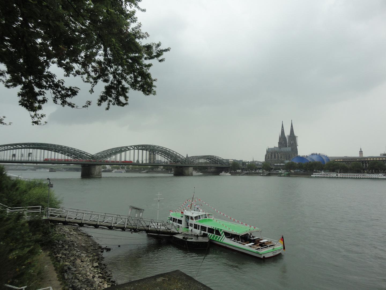 Rhein in Köln