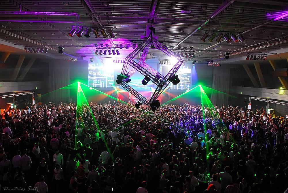 Rhein-Main Halle in Wiesbaden 2008