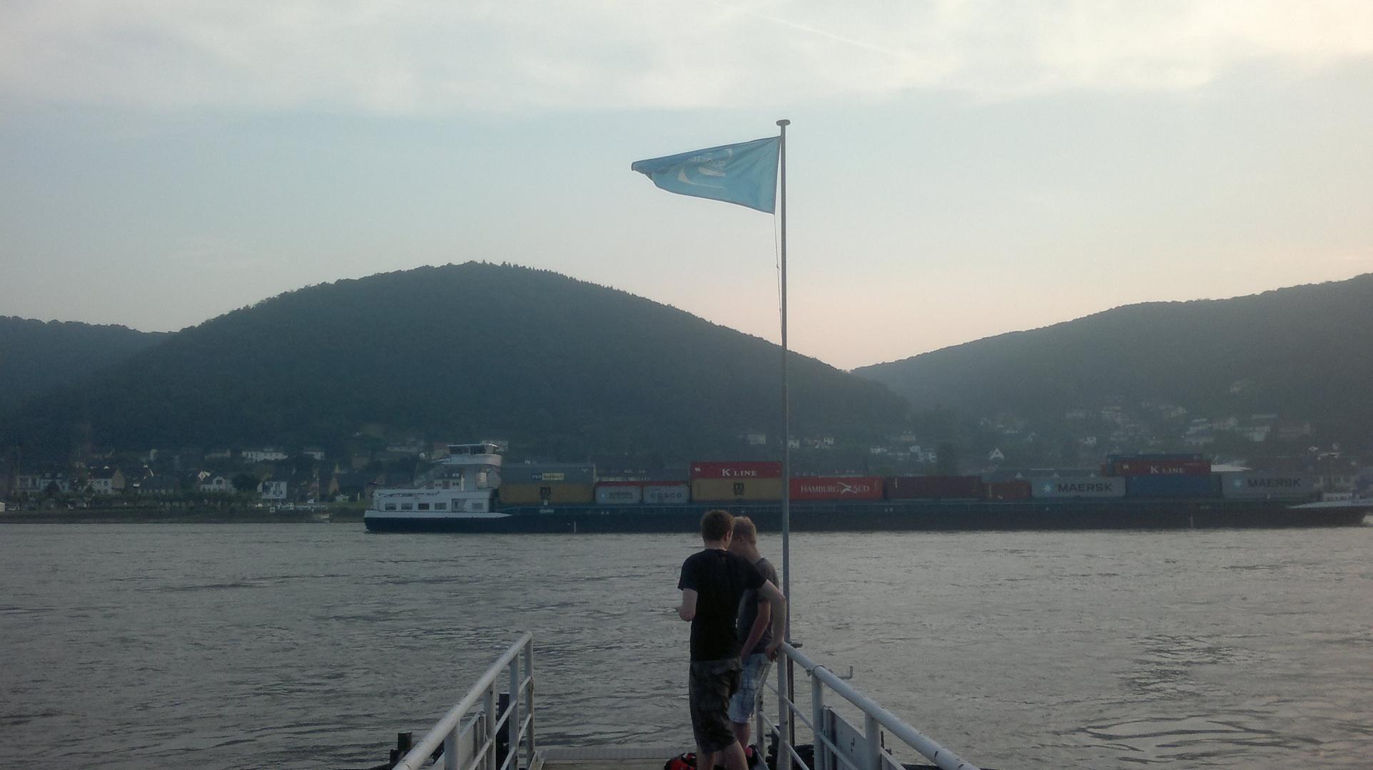Rhein und Berg