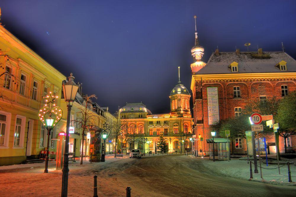 Rheinberger Winterabend von GinaL