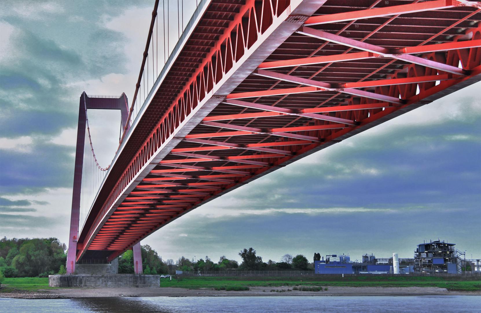 Rheinbrücke bei Emmerich 3
