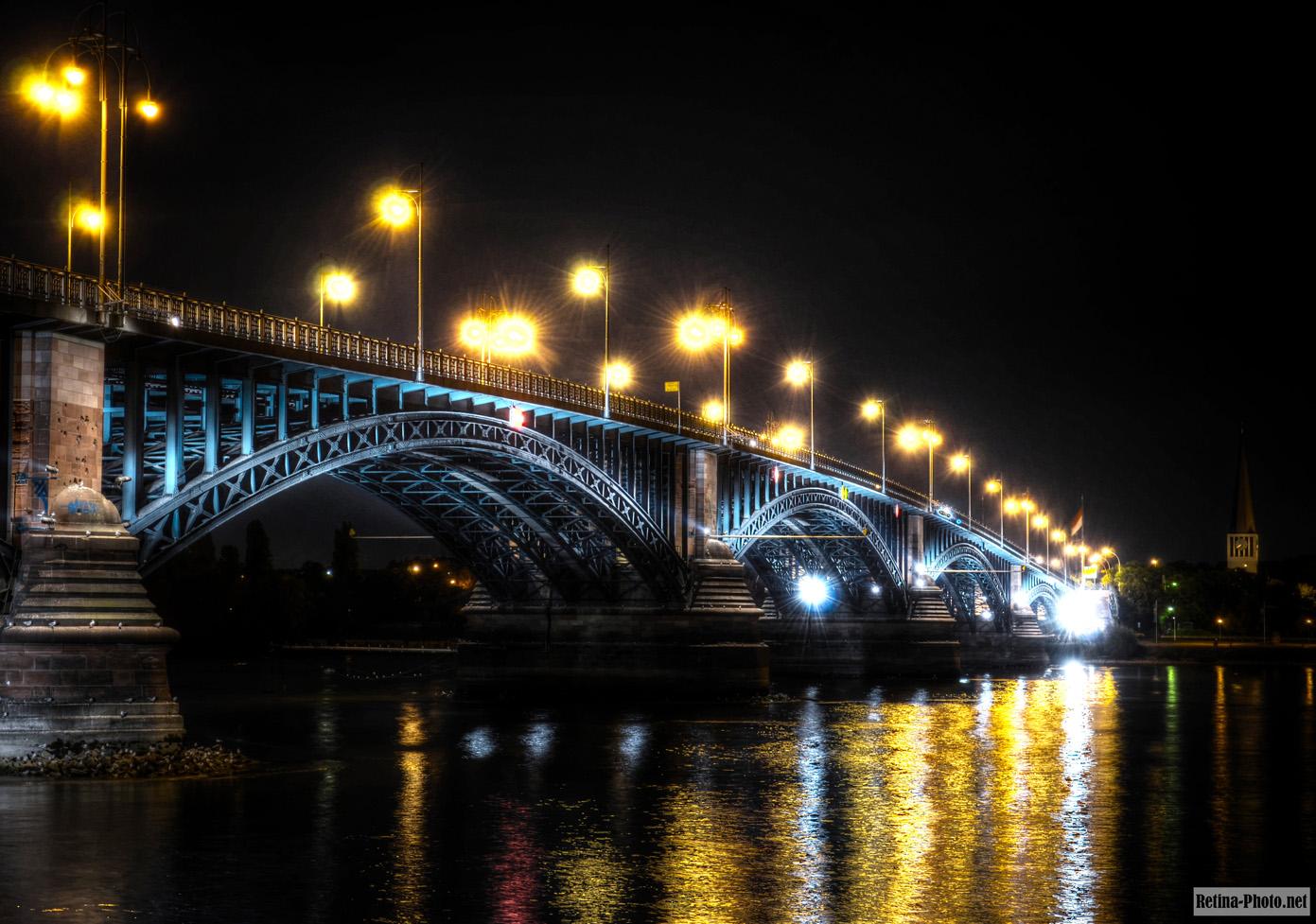 Rheinbrücke HDR1