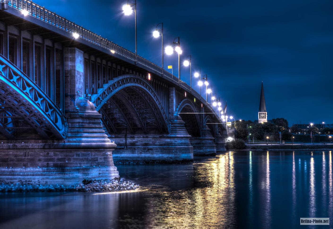 Rheinbrücke HDR2